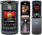 NEW ORIGINAL IN BOX MOTOROLA V9 BLACK UNLOCKED SMARTPHONE + FREE GIFTS
