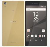 """sony xperia z5 premium e6853 gold 3gb 32gb 5.5"""" screen android lte smartphone"""