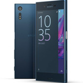 "sony xperia xz f8331 blue 3gb 32gb quad core 5.2"" screen android lte smartphone"
