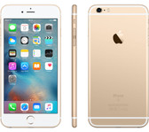 "apple iphone 6s plus 2gb 64gb gold dual core 5.5"" screen ios 4g lte smartphone"