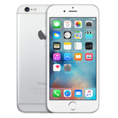 "apple iphone 6s plus 2gb 128gb silver dual core 5.5"" screen ios 11 lte smartphone"