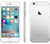 "apple iphone 6s 2gb 128gb silver dual core 4.7"" hd screen ios 11 lte smartphone"