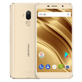 "ulefone s8 pro gold 2gb 16gb quad core 5.3"" screen android 7.0 lte smartphone"