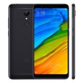 """xiaomi redmi 5 black 4gb 32gb octa core 5.7"""" screen android 4g lte smartphone"""