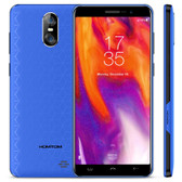 "homtom s12 quad core 1gb 8gb blue 5.0"" screen dual siim android 6.0 smartphone"