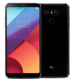 "lg g6 vs988 verizon black 4gb 32gb quad core 5.7"" screen android lte smartphone"