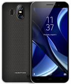 "homtom s16 black 2gb 16gb quad core 5.5"" 13mp dual sim android smartphone"