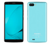 "blackview a20 blue 1gb 8gb quad core 5.5"" screen 5mp camera android smartphone"