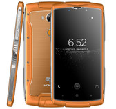 "homtom zoji z7 2gb 16gb orange quad core 5.0"" 13mp dual sim android 4g smartphone"