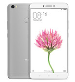 "xiaomi mi max grey 3gb 64gb octa core 6.44"" screen android 6.0 lte smartphone"