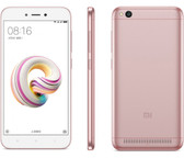 "xiaomi redmi 5a rose gold 3gb 32gb quad core 5.0"" screen android lte smartphone"