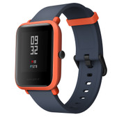 xiaomi amazfit bip huami orange android ios heart rate monitor ip68 smart watch
