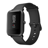 xiaomi amazfit bip huami black android ios heart rate monitor ip68 smart watch