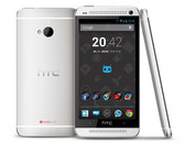 NEW HTC ONE M7 - 32 GB - WHITE (UNLOCKED) SMARTPHONE + FREE GIFTS