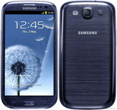 samsung galaxy s iii gt - i9300 blue unlocked quad core 8mp android smartphone