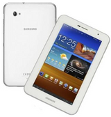 SAMSUNG GALAXY TAB GT-P6200 16GB TABLET WI-FI + 3G (UNLOCKED), 7IN - PURE WHITE