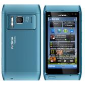 NEW UNLOCKED NOKIA N8 UNLOCKED BLUE SMARTPHONE + FREE GIFTS