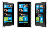 NOKIA LUMIA 800 - 16GB -WHITE (UNLOCKED) SMARTPHONE CARL ZEISS LENS + FREE GIFTS