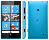 NEW NOKIA LUMIA 520 8GB (UNLOCKED) CYAN 5MP CAMERA + FREE GIFTS