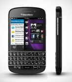 NEW BLACKBERRY Q10 (LATEST MODEL) - 16GB - BLACK (UNLOCKED) SMARTPHONE + FREE GIFTS