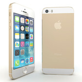 apple iphone 5s 16gb gold dual core 8mp smartphone + free gifts