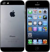 apple iphone 5s 64gb black dual core 8mp smartphone + free gifts