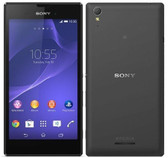 "NEW UNLOCKED SONY XPERIA T3 D5103 8GB 4G LTE 5.3"" ANDROID OS- BLACK - FREE GIFT"