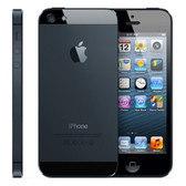 apple iphone 5 32gb 4g dual core smartphone black + free gifts