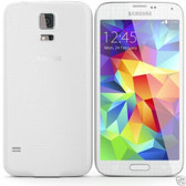 NEW SAMSUNG GALAXY S5 G900F - 16 GB - SHIMMERY WHITE (UNLOCKED) + FREE GIFTS