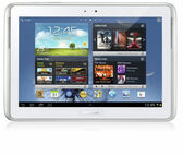 NEW SAMSUNG GALAXY NOTE 10.1 N8000 WHITE QUAD-CORE 3G HSDPA 16GB TABLET