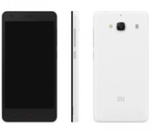 "NEW XIAOMI HONGMI REDMI 2 WHITE QUAD CORE 4.7"" HD SCREEN 4G MIUI 6 SMARTPHONE"