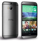 NEW HTC ONE (M8) BLACK 16GB, 2GB RAM UNLOCKED T-MOBILE AMERICAN SMARTPHONE + GIFTS