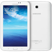 "samsung galaxy tab 3 7.0 t211 wifi white  8gb 7.0"" android tablet free gifts"