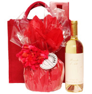 Traditional Panettone & Moscato Gift Bag