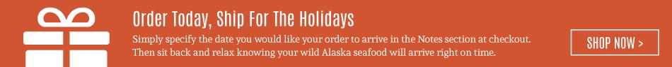 Shop Alaska Seafood