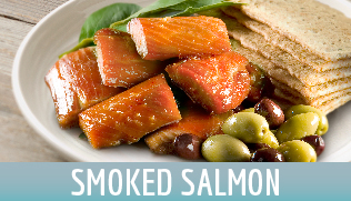 Shop Smoked Salmon