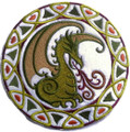 Celtic Dragon Circle