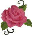 Single Rose (Pink shade )