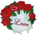 Roses of Love Wreath