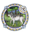 Gray Wolf Shield