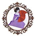 Geisha Cameo
