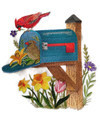 Songs of Spring Mailbox