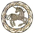 Celtic Unicorn Circle