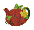 Autumn Elegance Teapot