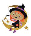 Winifred Witch on the Moon