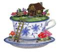 Teacup Fairy Garden