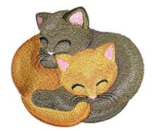 Autumn Cozy Cuddlers - Cats