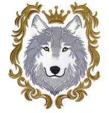 Wolf with Baroque