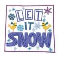 Let It Snow Birds