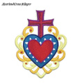 Heart and Cross Milagro